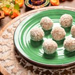 Coconut Ladoos Recipe